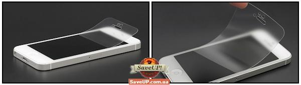 Матовая защитная пленка для смартфона