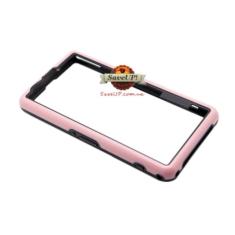 Чехол бампер для Sony Xperia Z1 Compact D5503 Neo Hybrid розовый