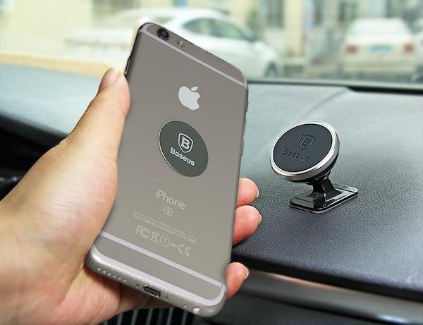 Обзор магнитного автомобильный держателя для телефона