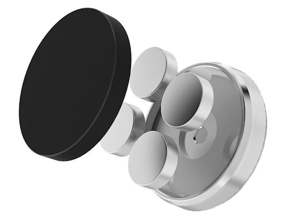Обзор магнитного автомобильного держателя для телефона
