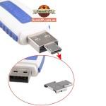 OTG адаптер переходник USB-microUSB для телефона и планшета DM