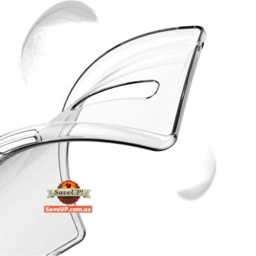Прозрачный силиконовый чехол для Sony Xperia 1 TEXTURIZED