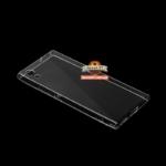 Прозрачный силиконовый чехол для Sony Xperia XA1 Ultra G3212 TEXTURIZED