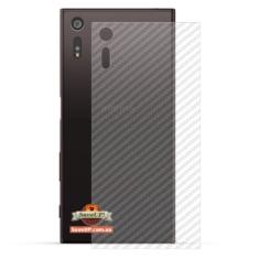 Карбоновая защитная пленка для Sony Xperia XZ F8332 / XZs G8232 на заднюю крышку QCC