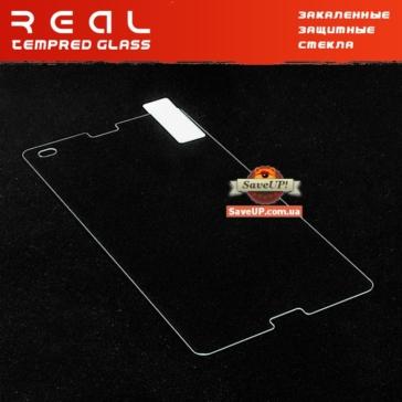 Защитное стекло для Sony Xperia Z3 Compact D5803 / D5833 на экран REAL Tempered Glass Protector 0.33 mm