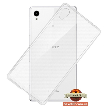 Силиконовый чехол для Sony Xperia Z5 / Z5 Dual Texturized