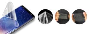 Что такое гидрогель-пленка для смартфона?